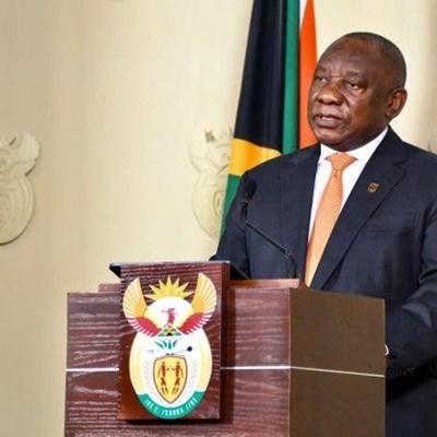 Ramaphosa to address the nation