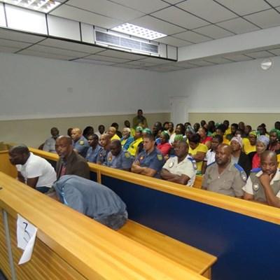 Molosi murder trial: Sentencing