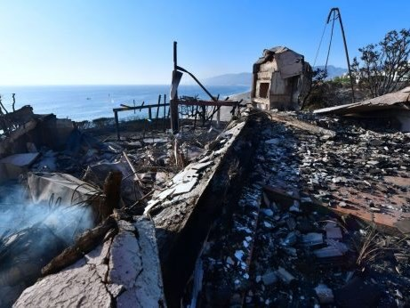 California wildfires: Death toll at 48