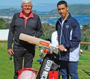 Double-whammy deal for Oakhill cricketer