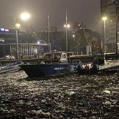Eco-crisis as Durban harbour is once again contaminated, say activists