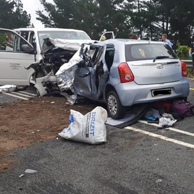 N2 accident: Women and children die