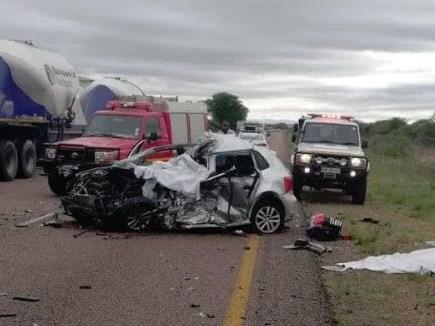 Holiday road carnage starts