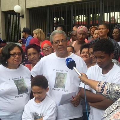 ANC-hoë in hof vir haar man se moord