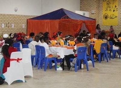 Celebrating diversity at Ridgeview Primary