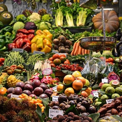 Food and Covid-19: What the experts say