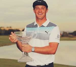 DeChambeau wins by seven shots to set records