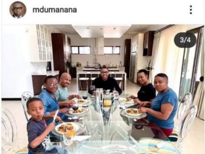 Ndabeni-Abrahams having dinner with Mduduzi Manana causes lockdown outrage