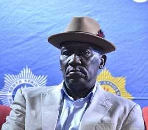 Don't be kind to cop killers, urges tough-talking Cele