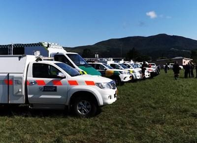 Robinson pass plane crash rescue operation