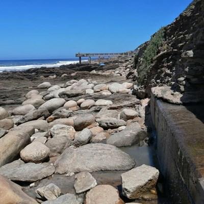 Stench at Vic Bay 'not sewage'