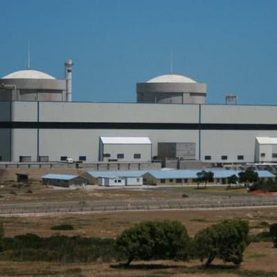 Steam generators arrive at Koeberg power plant