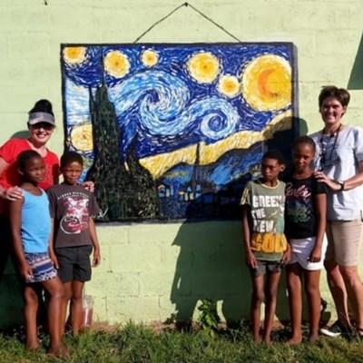 'Van Gogh' op Brandwag te sien