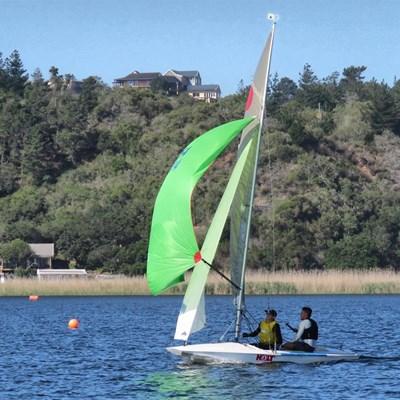 Inter-club regatta attracts 33 boats