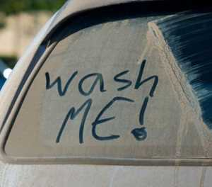 Spring clean your car today!