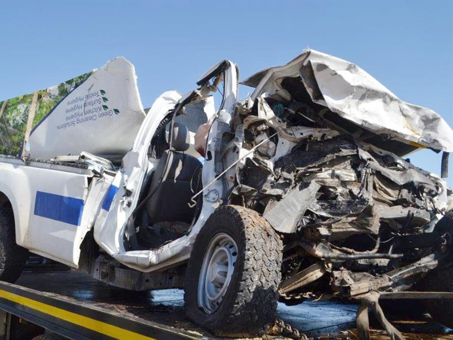 Community stalwart dies in crash