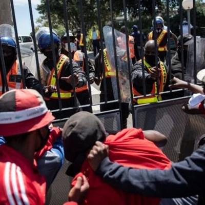 SA student union confirms national shutdown across 26 unis