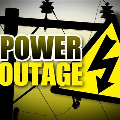 Power outage: Portion of Victoria Heights