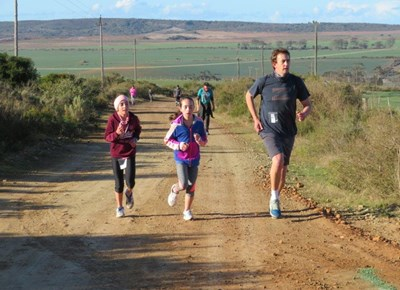 'Fun Run en Cycling Event' by Christlike Academy
