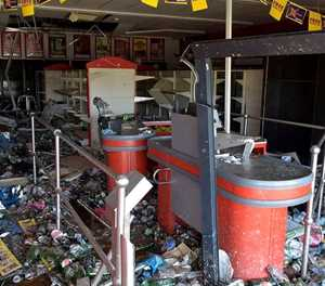 The cost of looting already exceeds R5 billion