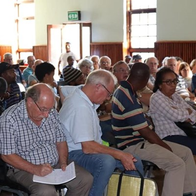 Sedgefield community engaged on proposed developments