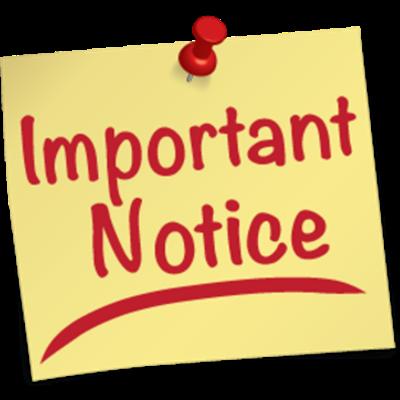 Road closures for OCC