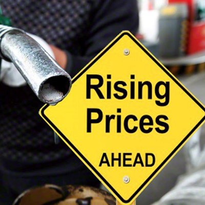 Another petrol price increase looming