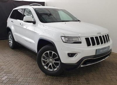 Land Rover George | Pick of the Week | Jeep Grand Cherokee 3.6 Limited