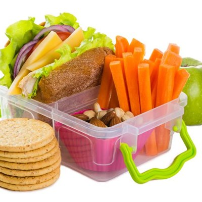 Pack a healthy lunchbox