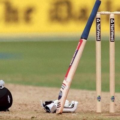 Weekend cricket fixtures