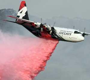Australia to probe crash that killed 3 US firefighters