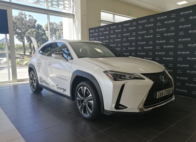 Halfway Toyota | Pick of the Week | Lexus UX 200 F Sport