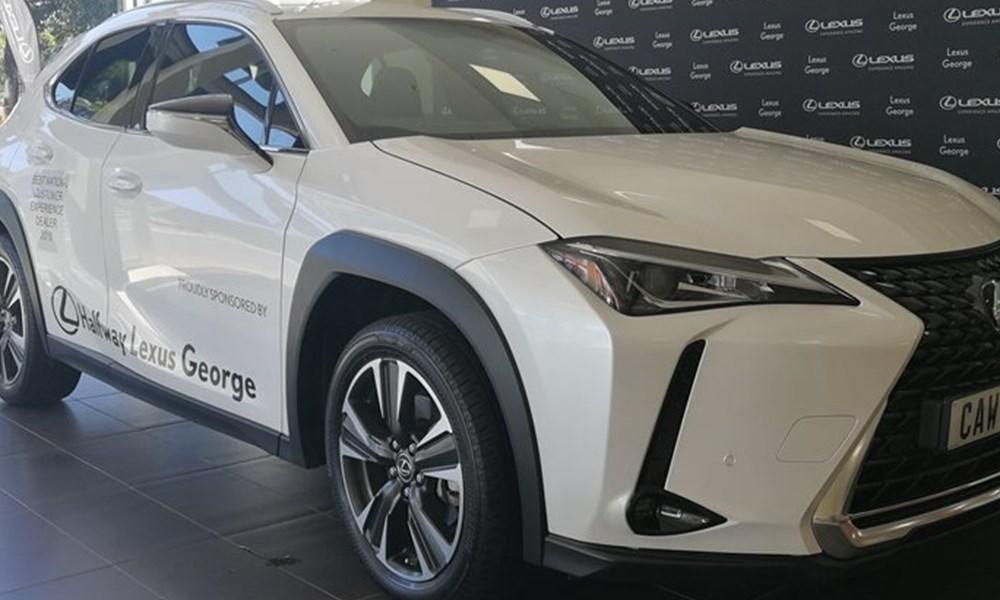 Halfway Toyota | Pick of the Week | Lexus UX 200 F Sport