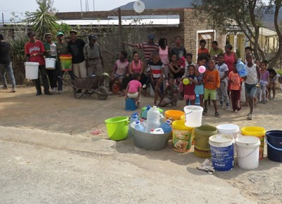 Severe drought in Graaff-Reinet but no answers