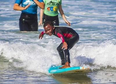Surfer Kids nominated for Sports Award