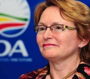 Vote for DA party federal chair looms