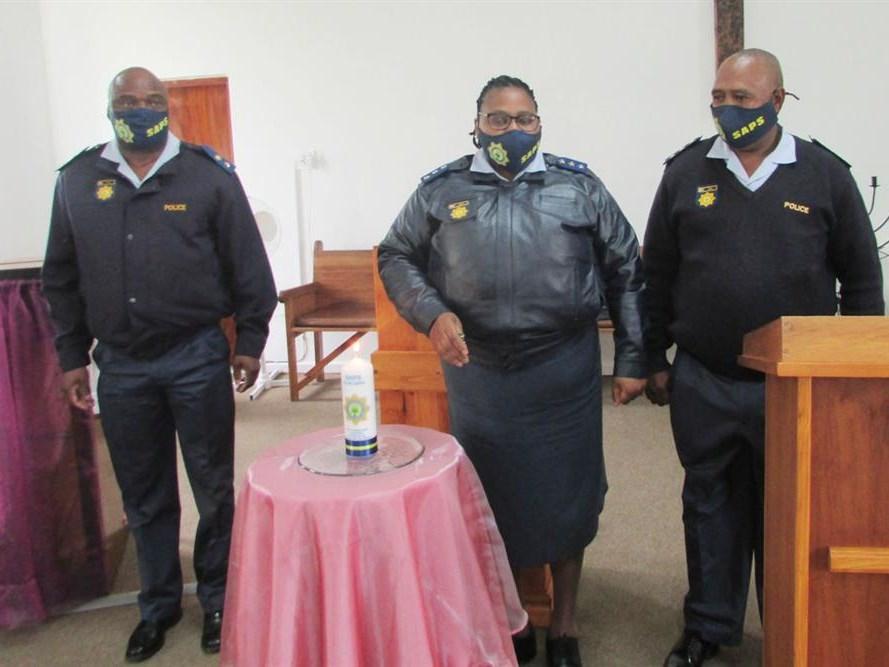 Polisie-biddag fokus op hul veiligheid