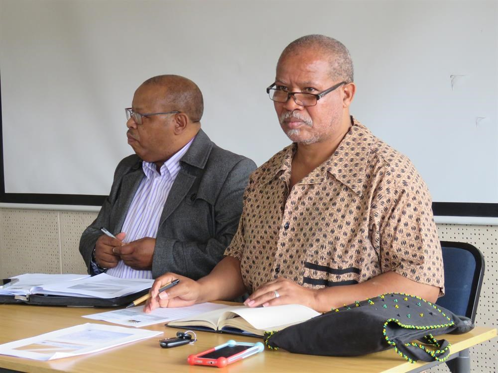 Troubled municipality explains its challenges