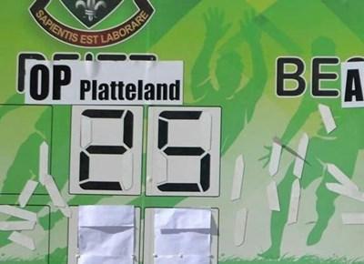 VKB Landbou toernooi in Reitz