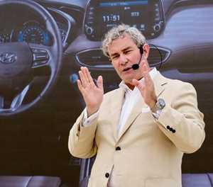 Luc Donckerwolke back at Hyundai Motor Group