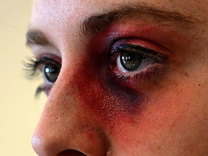 Reality of domestic violence hits hard