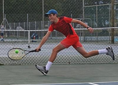 Eden Sportscentre Mini 4 tennis tournament
