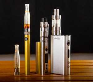 Five things to know about e-cigarettes