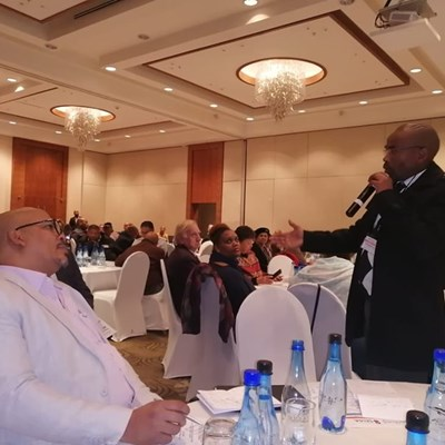 Good Governance Summit at Oubaai