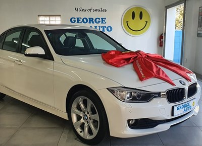 George Auto | Pick of the Week | BMW 320d