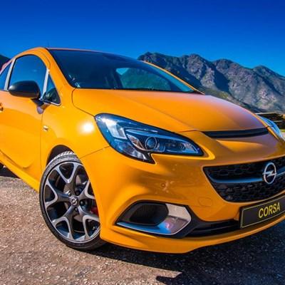 Hot hatch Opel Corsa GSi