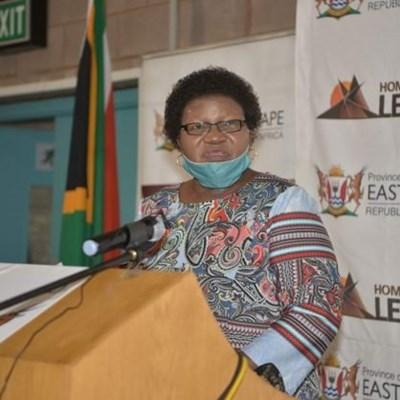 Eastern Cape premier fires health MEC Sindiswa Gomba