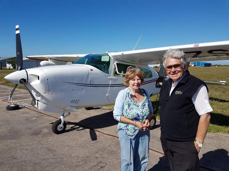 Update: 2 Die in aircraft crash | George Herald