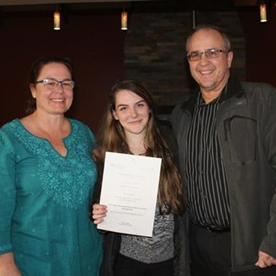 Outstanding achievement by Rundle College student