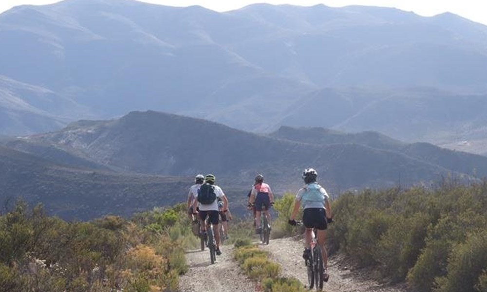 Cycling from Cape Town to Plettenberg Bay